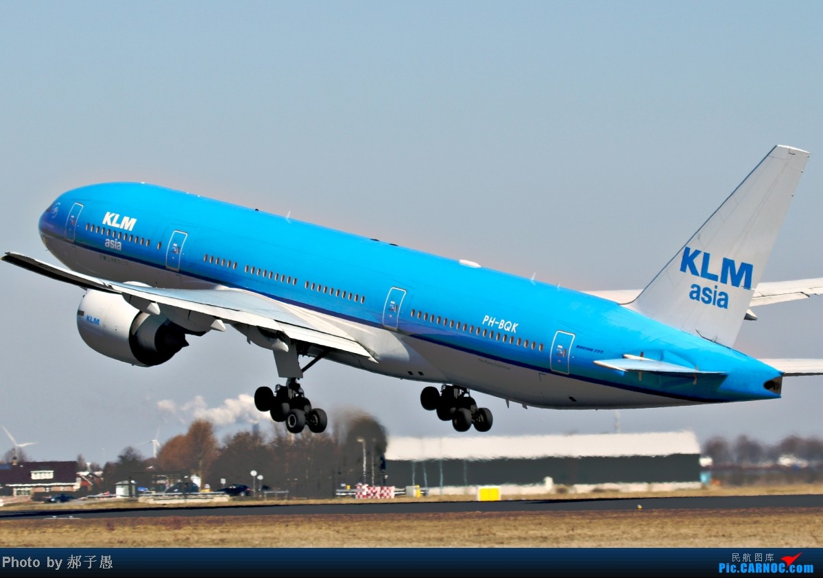 Re:[原创]【超长游记】【荷兰自驾游】阿姆斯特丹机场拍机+欧洲风光(A380、MD-11) BOEING 777-200 PH-BQK 荷兰荷兰阿姆斯特丹斯史基浦(西霍普)机场