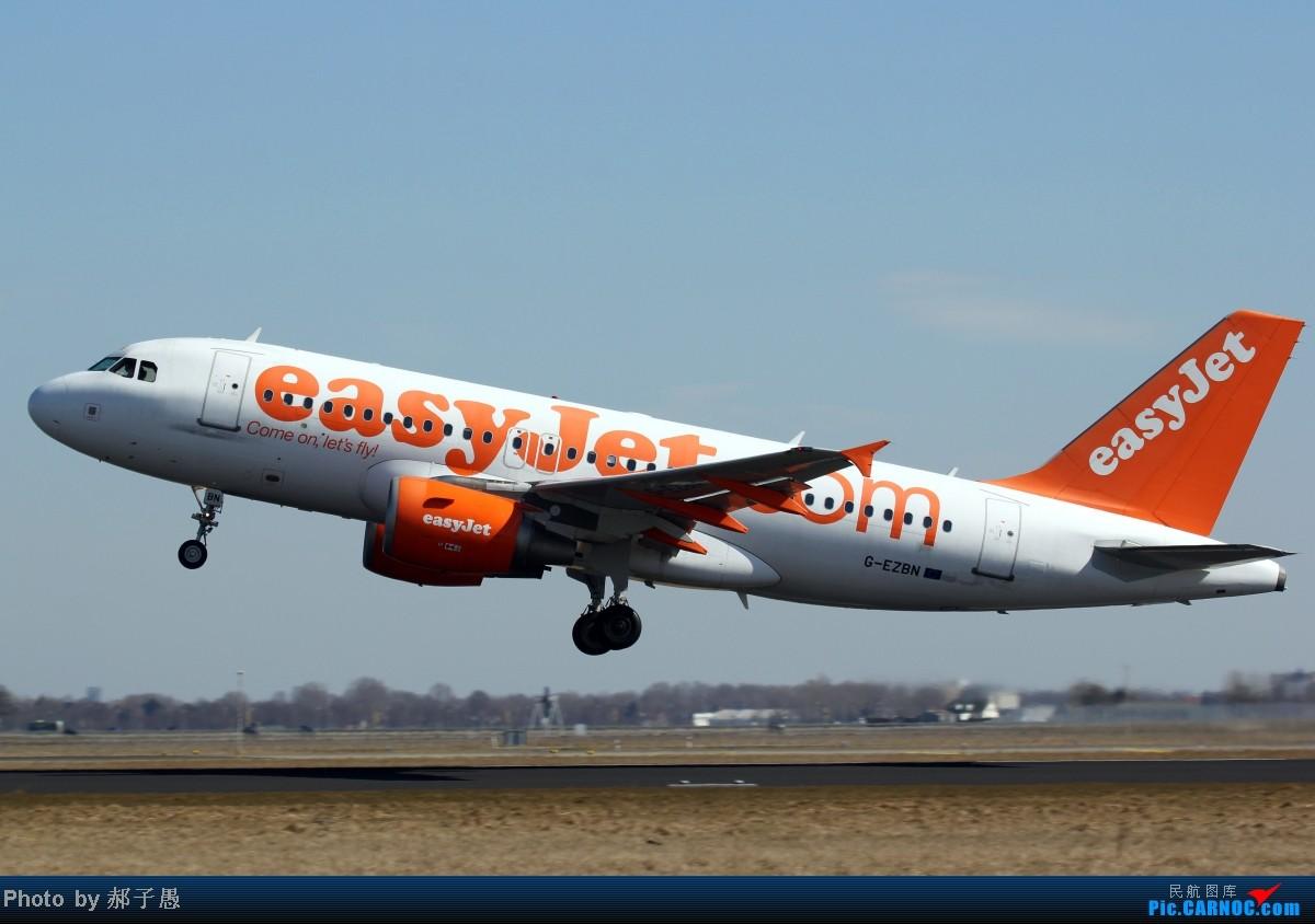 Re:[原创]【超长游记】【荷兰自驾游】阿姆斯特丹机场拍机+欧洲风光(A380、MD-11) AIRBUS A319 G-EZBN 荷兰荷兰阿姆斯特丹斯史基浦(西霍普)机场