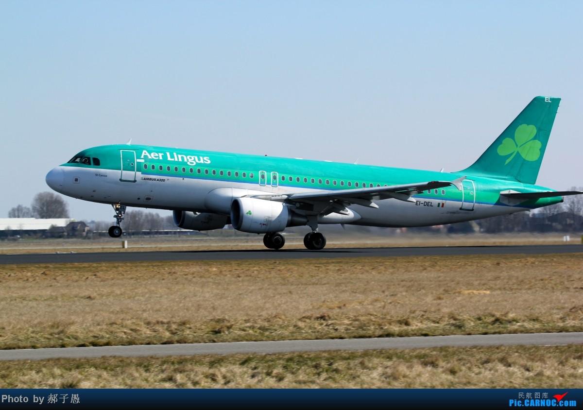Re:[原创]【超长游记】【荷兰自驾游】阿姆斯特丹机场拍机+欧洲风光(A380、MD-11) AIRBUS A320 EI-DEL 荷兰荷兰阿姆斯特丹斯史基浦(西霍普)机场