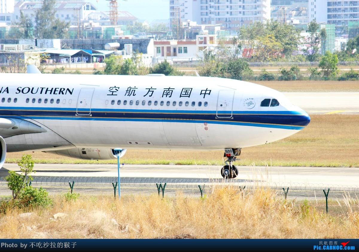 Re:[原创]【海南飞友会】【猴子出品】小岛寒假拍机汇总~在祖国的最南边用生命拍机~SYX篇~下集 AIRBUS A330-300 B-6500 中国三亚凤凰机场