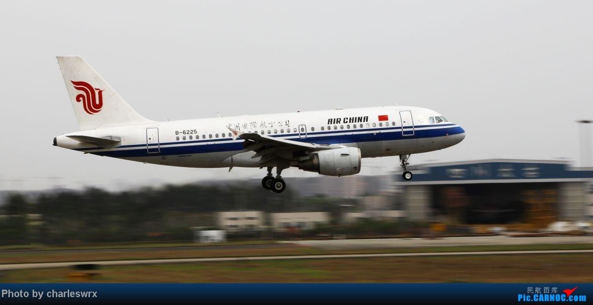 Re:4月7日CTU 20R拍机 新手第一次去机场拍机 AIRBUS A319-100 B-6225 中国成都双流机场