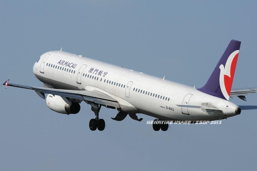 Re:[原创]在骆岗拍飞机,头一次觉得收获还可以 AIRBUS A321-200 B-MAQ 中国合肥骆岗机场