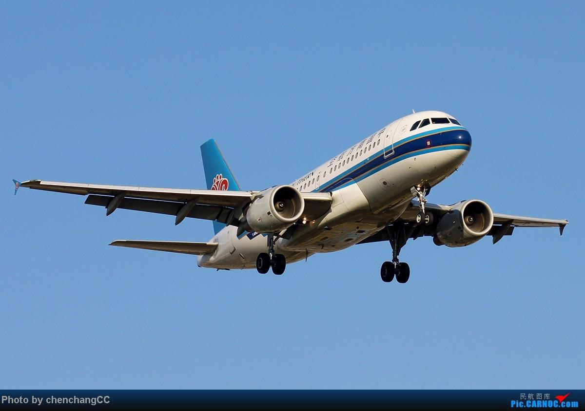 [原创]【chenchangCC】周末昆明烂天气,也没啥好货,宅家里发图吧! AIRBUS A319-100 B-6202 中国昆明巫家坝机场