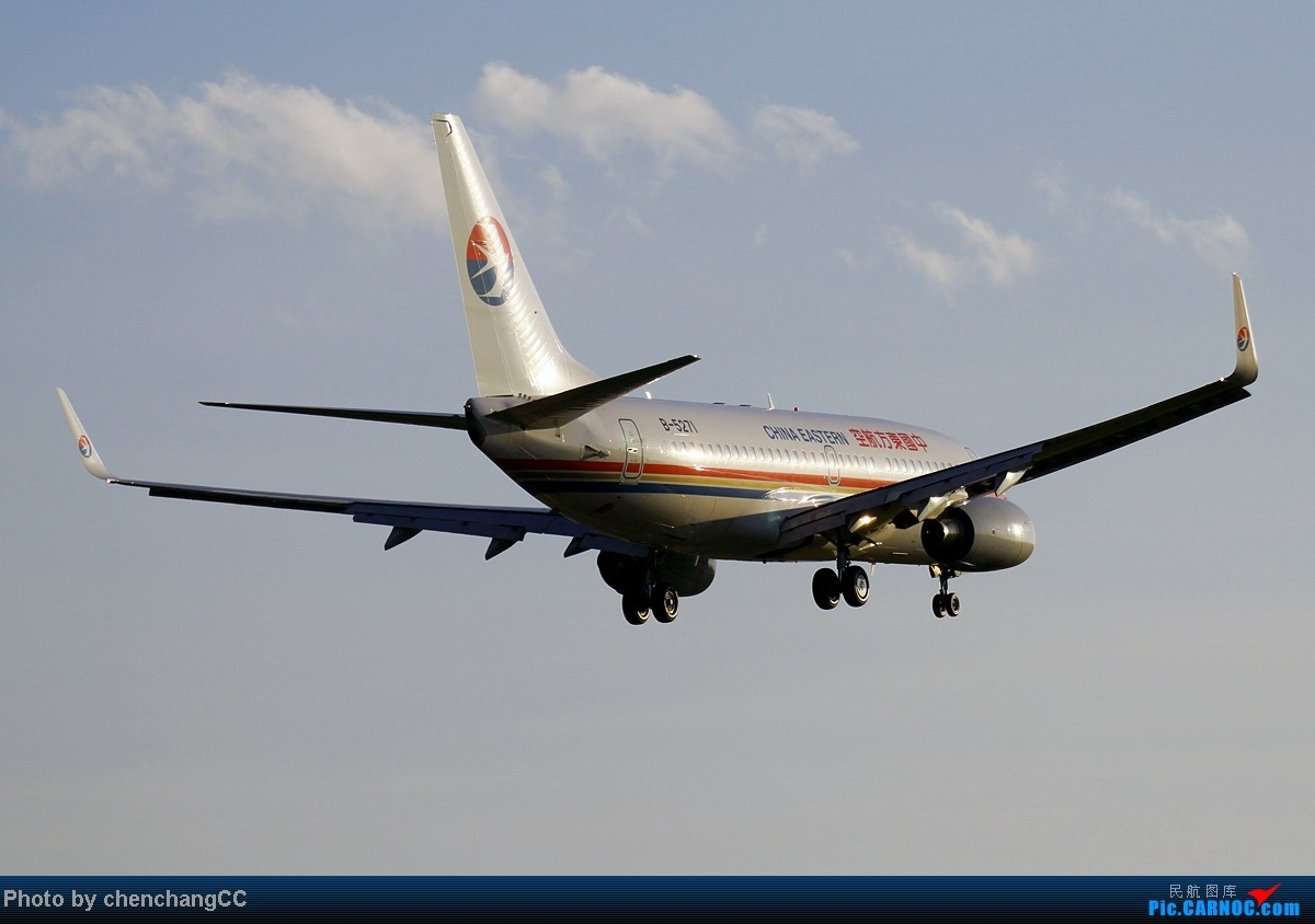 Re:[原创]【chenchangCC】周末昆明烂天气,也没啥好货,宅家里发图吧! BOEING 737-700 B-5271 中国昆明巫家坝机场