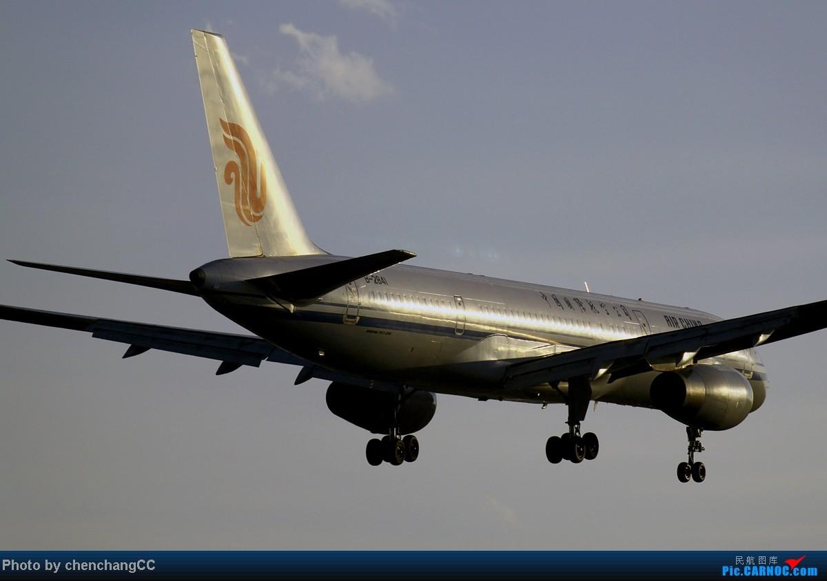 Re:[原创]【chenchangCC】周末昆明烂天气,也没啥好货,宅家里发图吧! BOEING 757-200 B-2841 中国昆明巫家坝机场