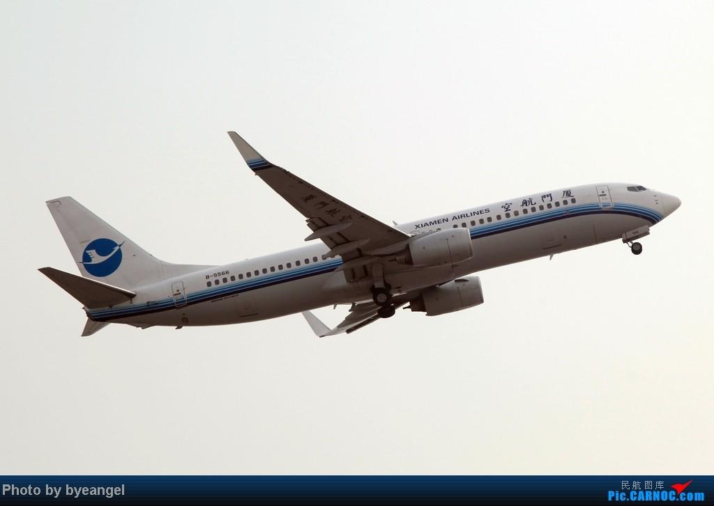 re:dlc天气很糟糕的下午 boeing 737-800 b-5566 中国大连国际机场