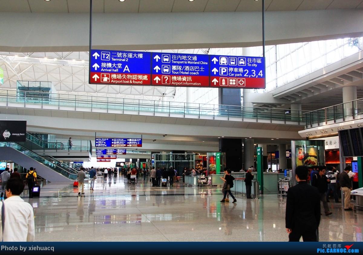 Re:[原创]【沉迷的小飞侠】TPE—HKG—CKG国泰国航带我回重庆:环游宝岛11天,感受台湾人情味(下)再会LH747-8,SQ、QF、EK380都来HKG    中国香港赤鱲角国际机场
