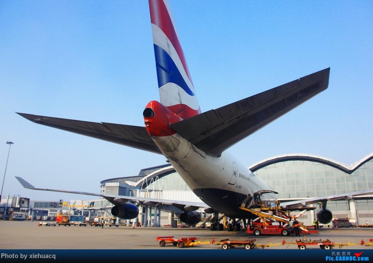 Re:[原创]【沉迷的小飞侠】TPE—HKG—CKG国泰国航带我回重庆:环游宝岛11天,感受台湾人情味(下)再会LH747-8,SQ、QF、EK380都来HKG BOEING 747-400  中国香港赤鱲角国际机场