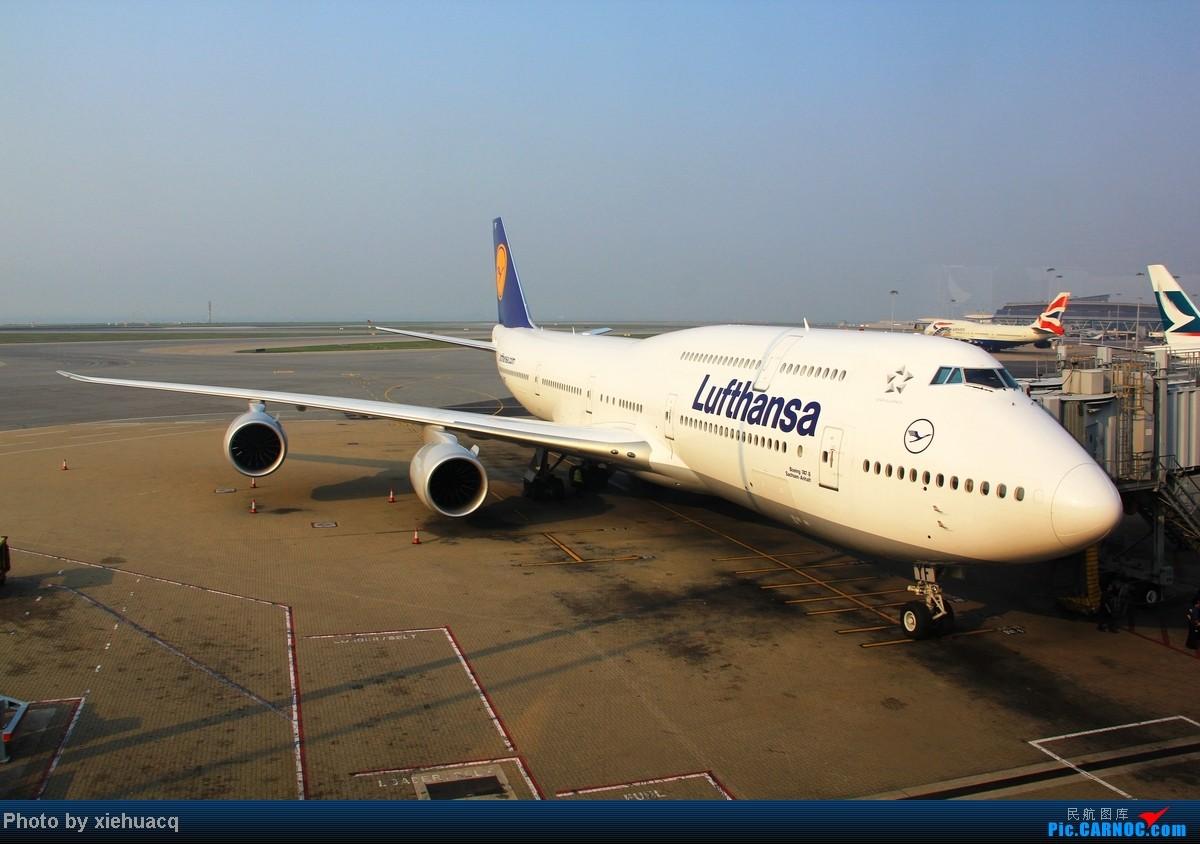 Re:[原创]【沉迷的小飞侠】TPE—HKG—CKG国泰国航带我回重庆:环游宝岛11天,感受台湾人情味(下)再会LH747-8,SQ、QF、EK380都来HKG BOEING 747-8 D-ABYF 中国香港赤鱲角国际机场