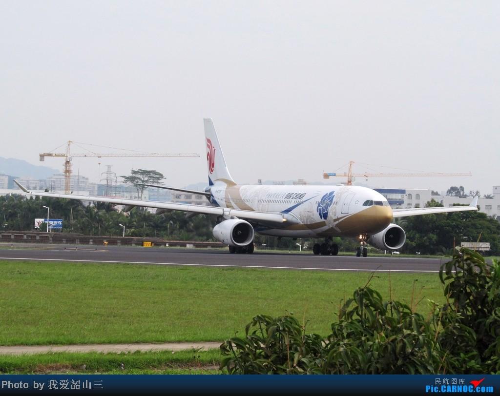 Re:[原创]5.1期间XMN拍机,华航744,KLM亚洲号,国航紫宸号,ANA星星及熊猫,阿斯塔纳752等 AIRBUS A330-200 B-6076 中国厦门高崎机场