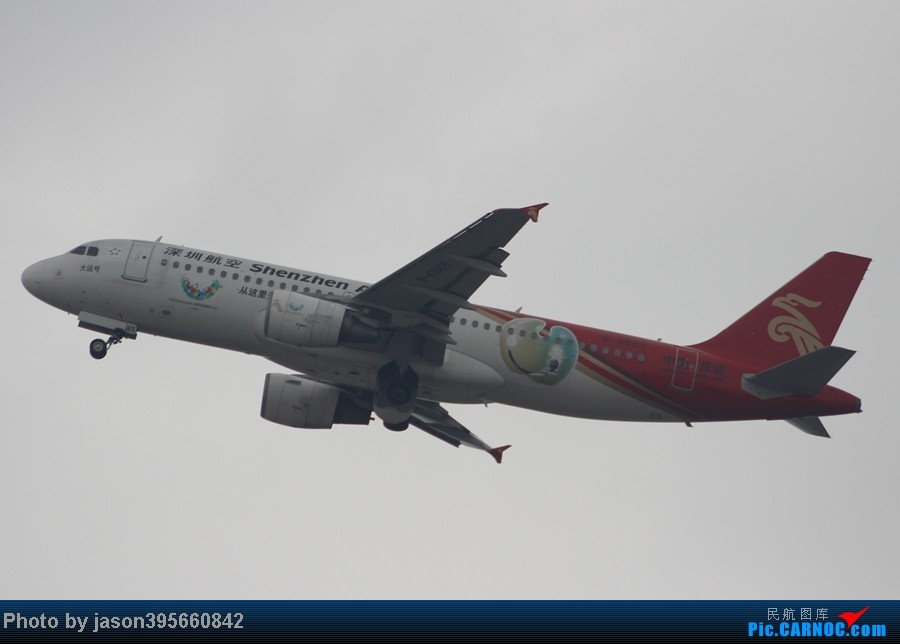Re:[原创]【翼飞冲天 空客A320】  上一组拍过的A320~ AIRBUS A320-200 B-6565 中国广州白云机场