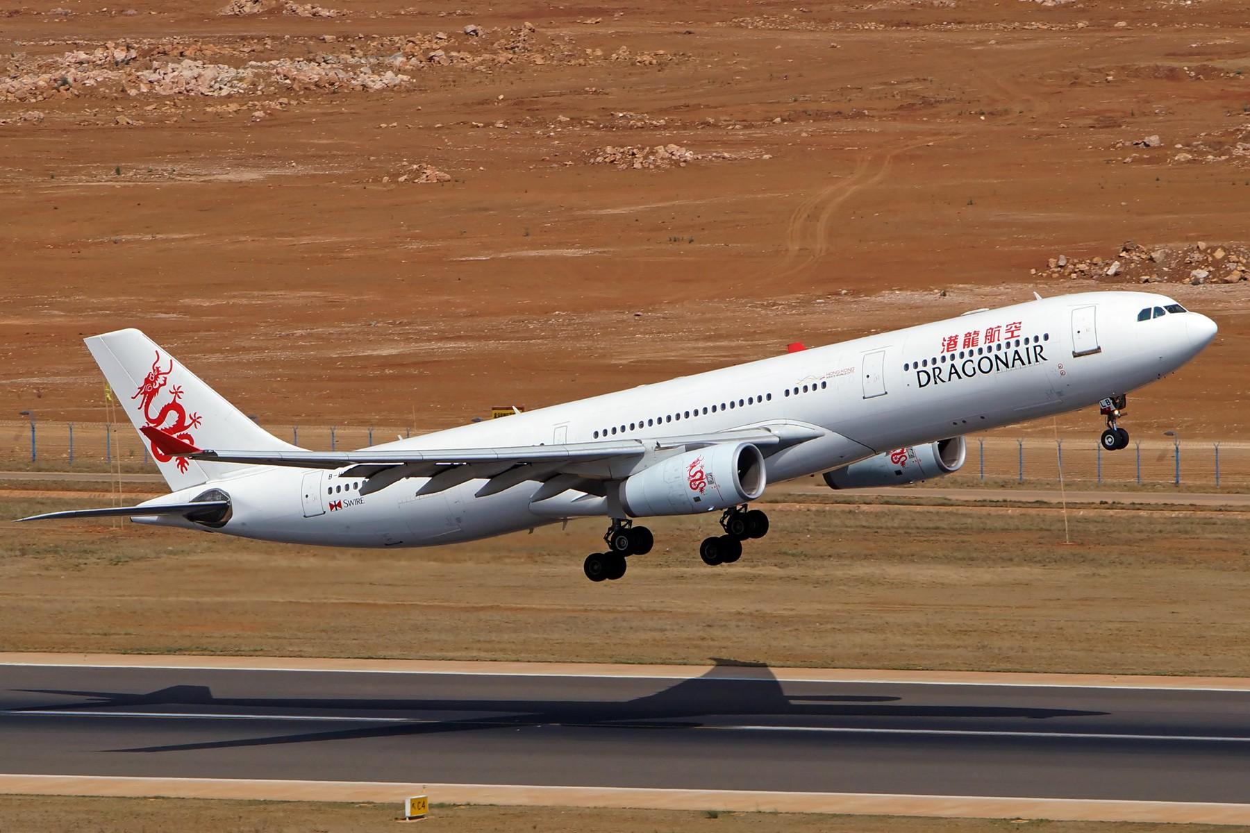 Re:[原创][Andrei] ------- 素颜也美丽,港龙330篇 AIRBUS A330-300 B-HLB 中国昆明长水机场