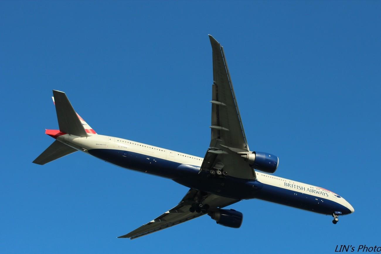 Re:[原创]【打机在SIN】终于找到樟宜机场传说中的那个神仙位~光线巨赞~樟宜有多少好货就不多说啦! BOEING 777-300 G-STBB 新加坡樟宜机场