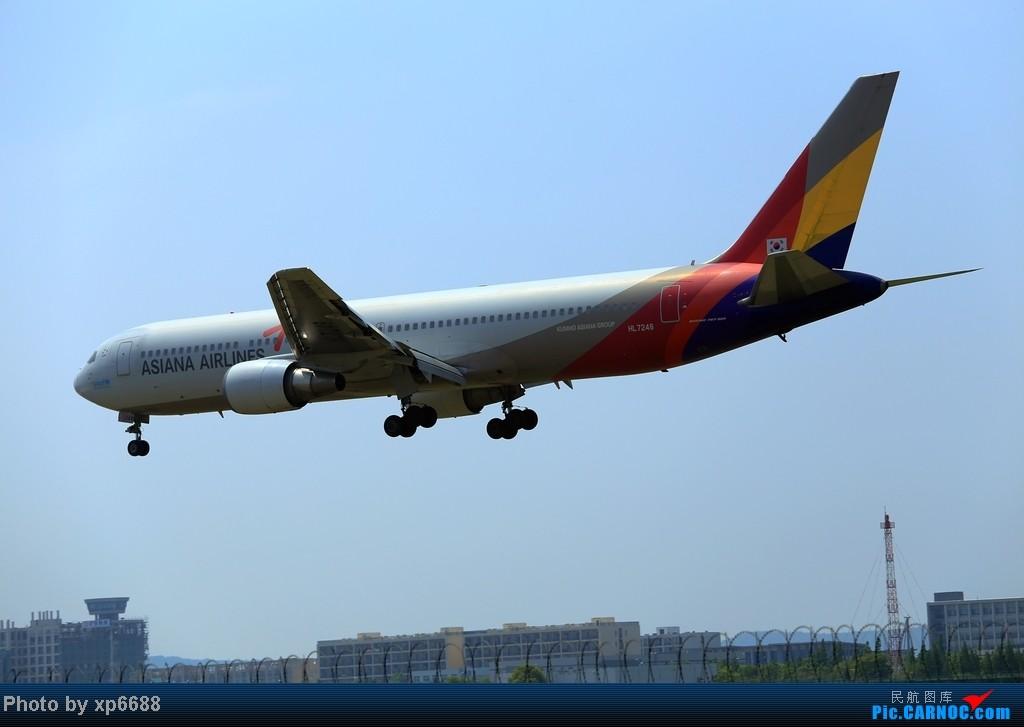 Re:[原创]萧山机场乱拍 767-300  中国杭州萧山机场