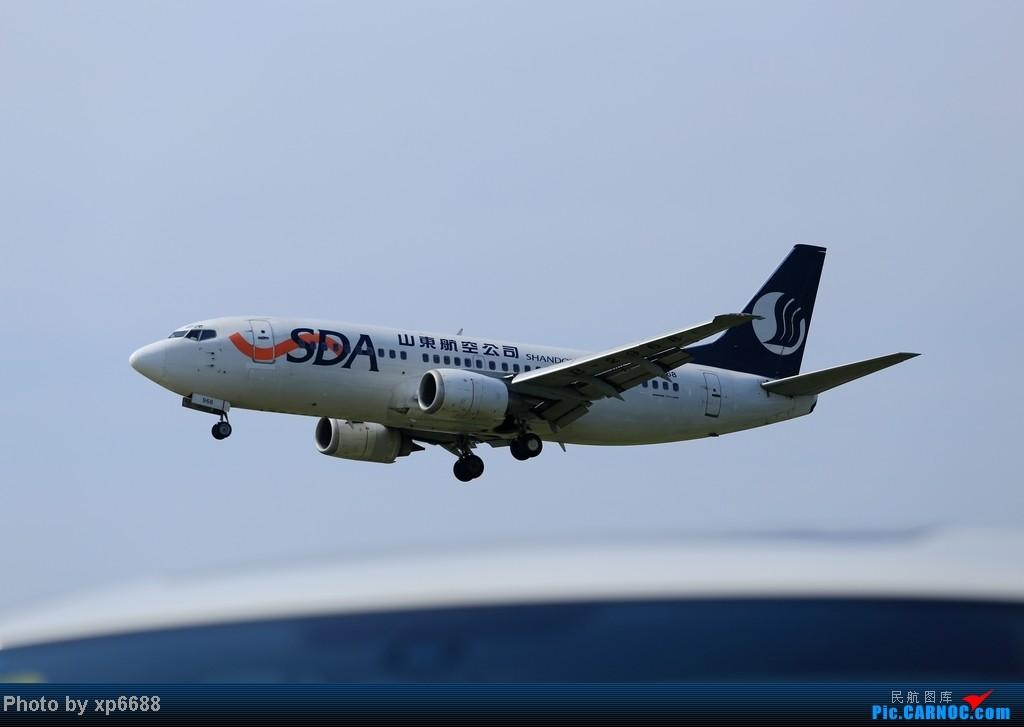 Re:[原创]萧山机场乱拍 BOEING 737-300 B-2968 中国杭州萧山机场