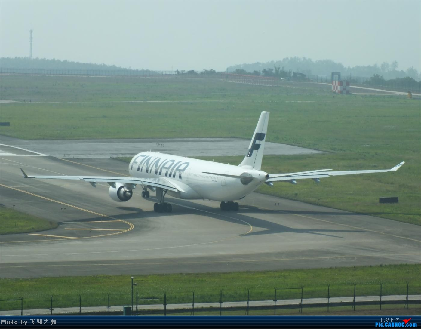 Re:[原创]烈日当空,坚持拍机(南航777F,332,大运号,花博号等) AIRBUS A330-300 OH-LTO 重庆江北国际机场