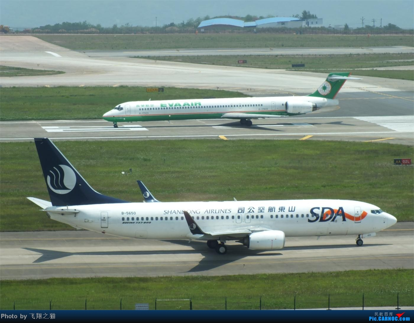Re:[原创]烈日当空,坚持拍机(南航777F,332,大运号,花博号等) BOEING 737-800 B-5650 重庆江北国际机场