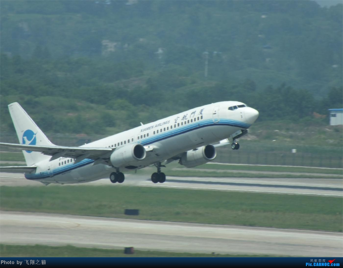 Re:[原创]烈日当空,坚持拍机(南航777F,332,大运号,花博号等) BOEING 737-800 B-5318 重庆江北国际机场