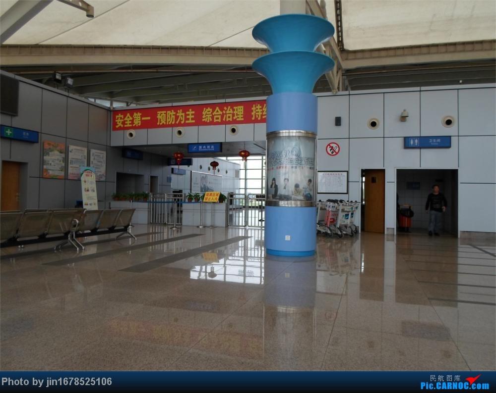 Re:[原创]趁年轻来了一次说走就走的旅行,五一游记还漫长的慢慢更新中。    中国井冈山机场