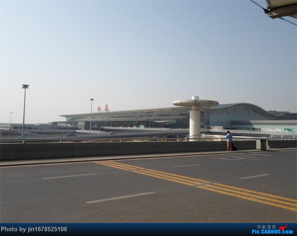 [原创]趁年轻来了一次说走就走的旅行,五一游记还漫长的慢慢更新中。    中国西安咸阳机场
