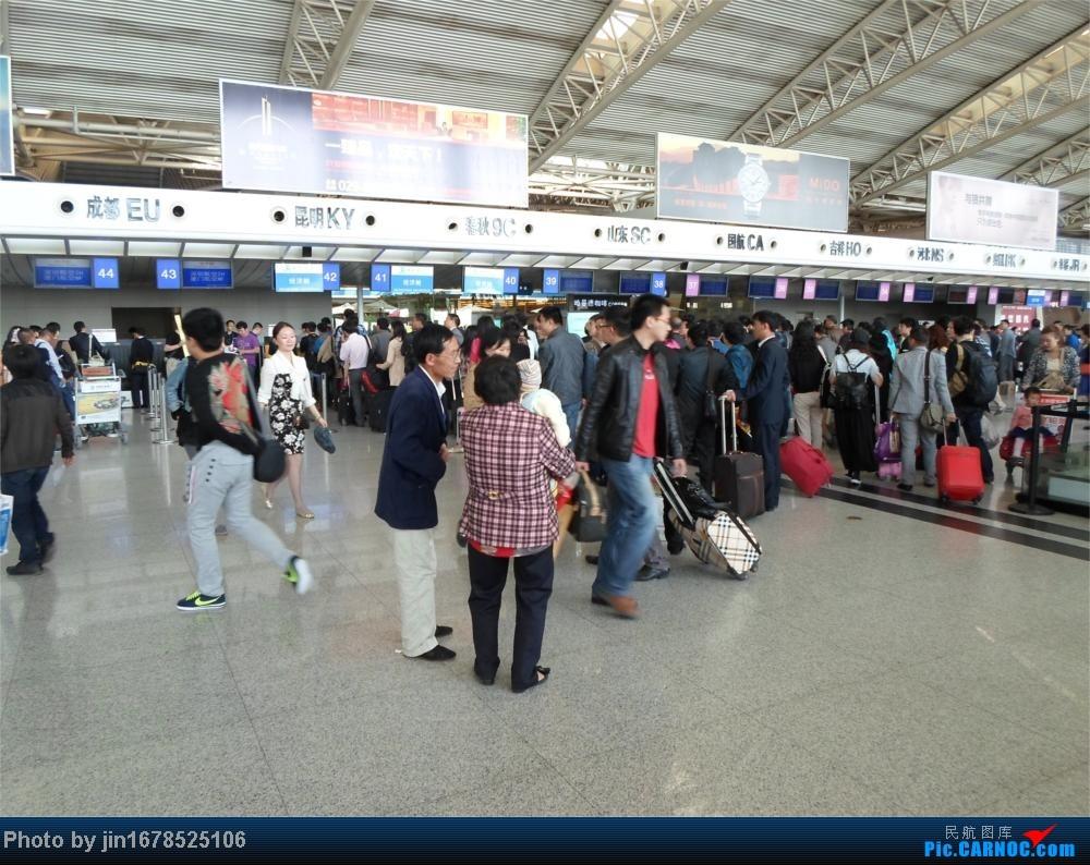 Re:[原创]趁年轻来了一次说走就走的旅行,五一游记还漫长的慢慢更新中。    中国西安咸阳机场