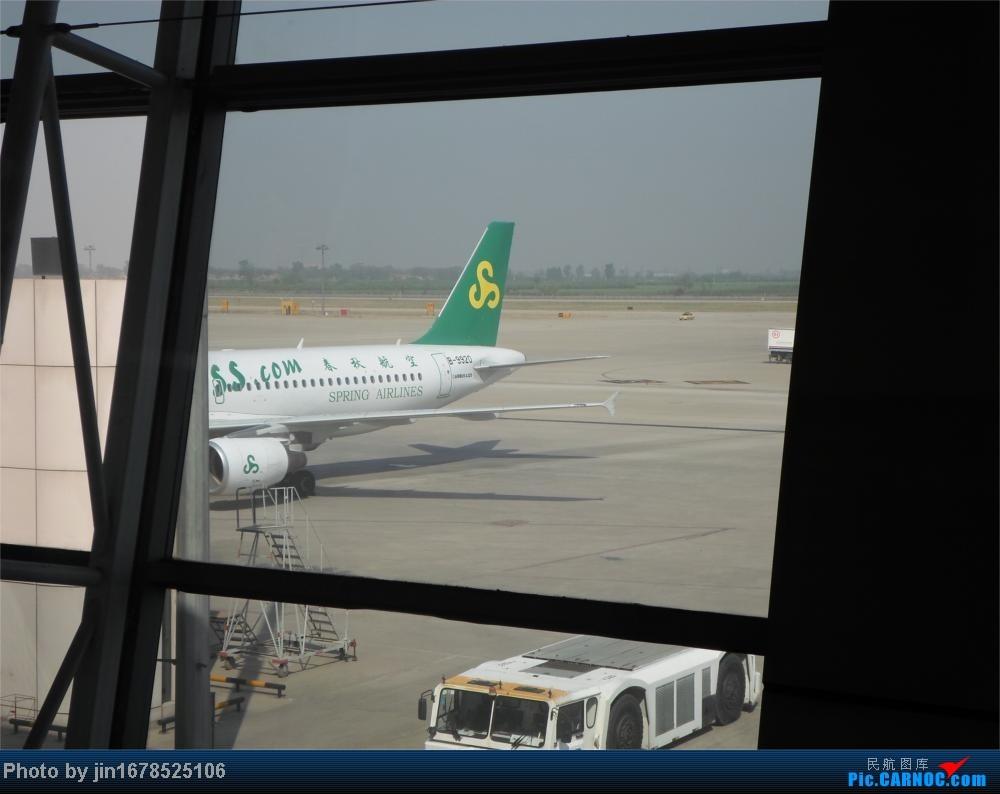 Re:[原创]趁年轻来了一次说走就走的旅行,五一游记还漫长的慢慢更新中。 AIRBUS A320-200 B-9920 XIY