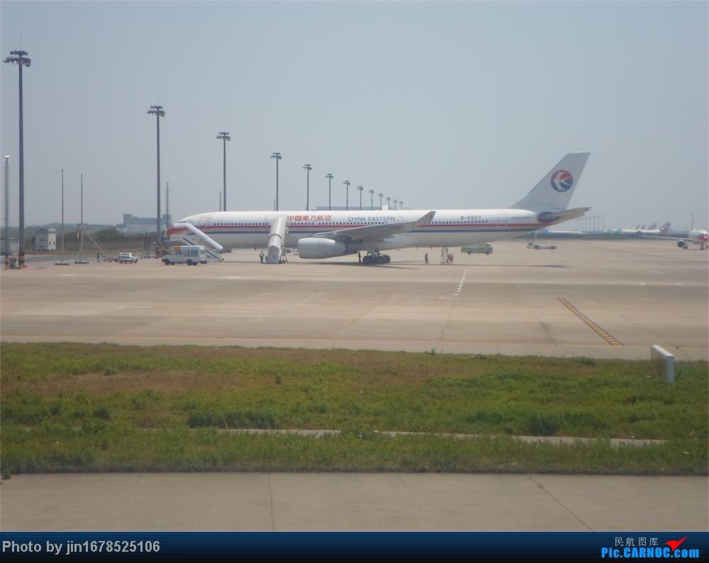Re:[原创]趁年轻来了一次说走就走的旅行,五一游记还漫长的慢慢更新中。 AIRBUS A330-300 B-6507 PVG