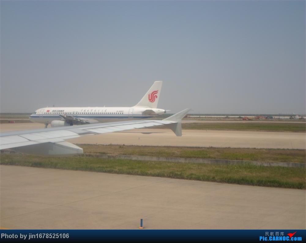 Re:[原创]趁年轻来了一次说走就走的旅行,五一游记还漫长的慢慢更新中。 AIRBUS A320-200 B-6882 PVG