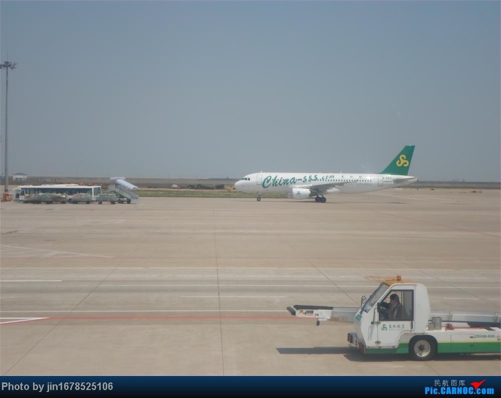 Re:[原创]趁年轻来了一次说走就走的旅行,五一游记还漫长的慢慢更新中。 AIRBUS A320-200 B-6971 PVG