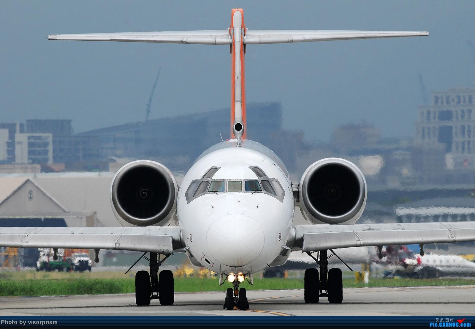 Re:[原创][台北飛友會]SIGMA APO 500mm F4.5 DG HSM 鏡頭測試 MCDONNELL DOUGLAS MD-90-30 B-17922 中国台北松山机场