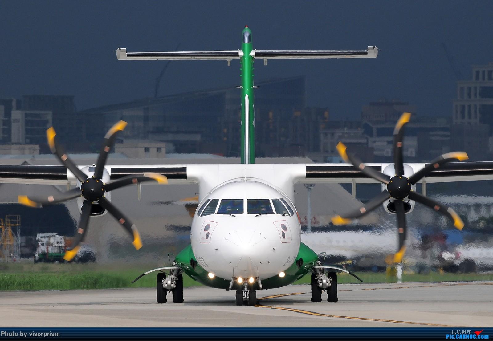 Re:[原创][台北飛友會]SIGMA APO 500mm F4.5 DG HSM 鏡頭測試 ATR-72 B-17003 中国台北松山机场