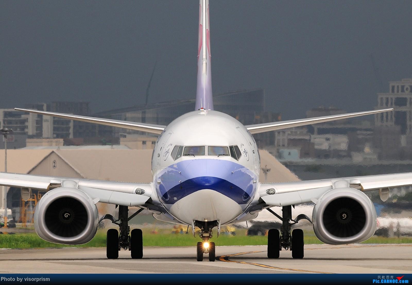 Re:[原创][台北飛友會]SIGMA APO 500mm F4.5 DG HSM 鏡頭測試 BOEING 737-8Q8 B-18651 中国台北松山机场