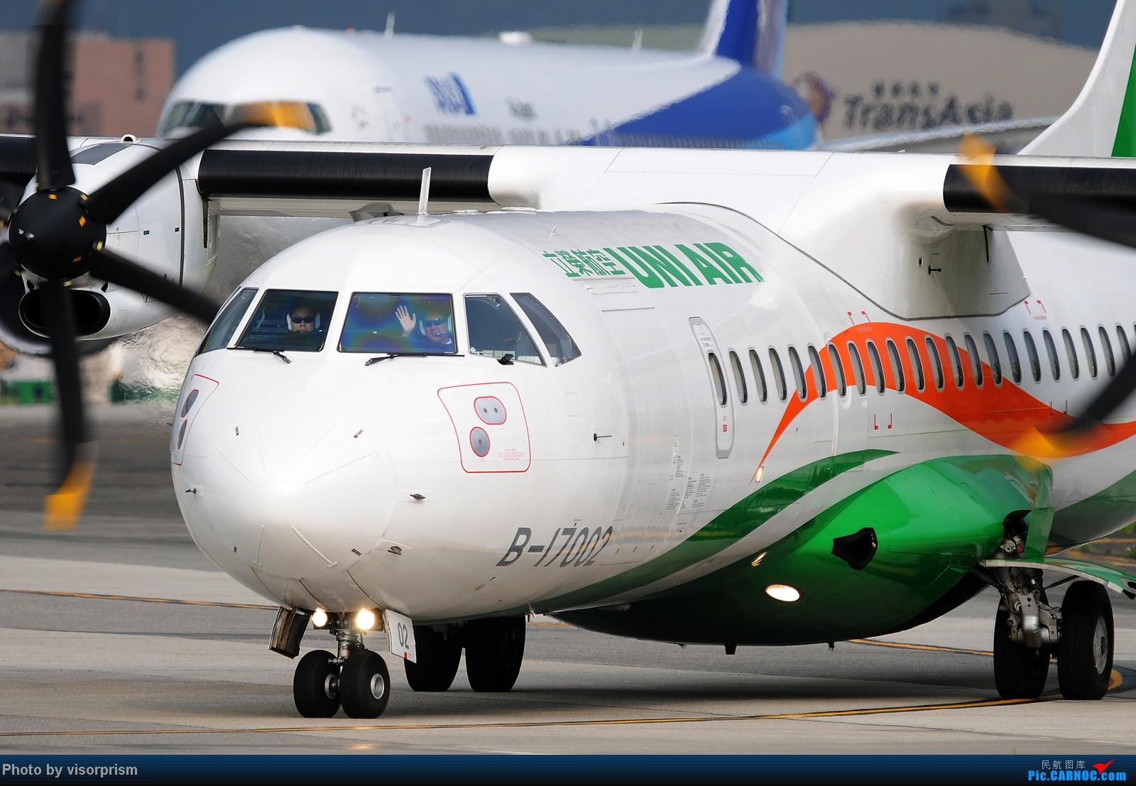 Re:[原创][台北飛友會]SIGMA APO 500mm F4.5 DG HSM 鏡頭測試 ATR-72 B-17002 中国台北松山机场