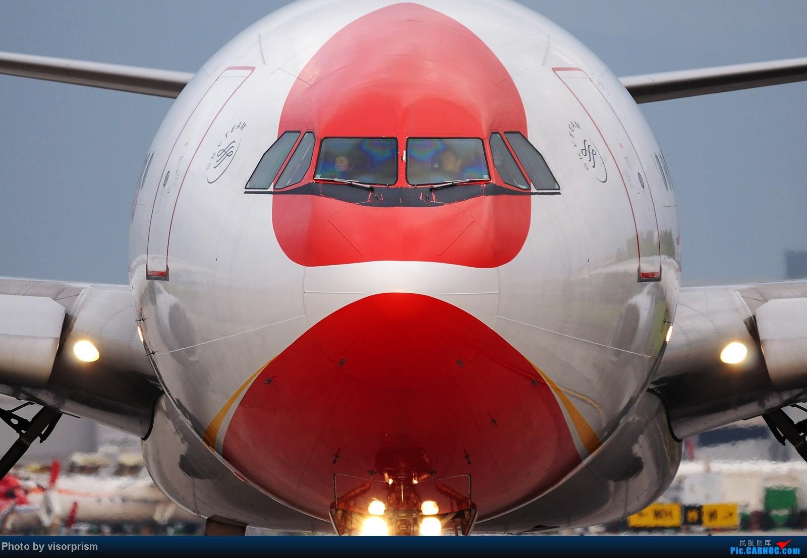 Re:[原创][台北飛友會]SIGMA APO 500mm F4.5 DG HSM 鏡頭測試 AIRBUS A330-300 B-6126 中国台北松山机场