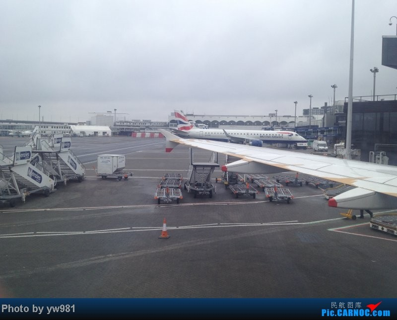 Re:國航HKG-LHR(via PEK)往返,英國7日6飛,BA彩繪和Dash 8 Q400,附駕駛艙和Flight Log