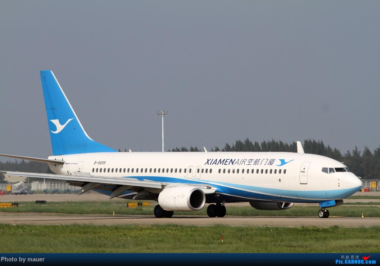 Re:大热天 去拍机 BOEING 737-800 B-5655