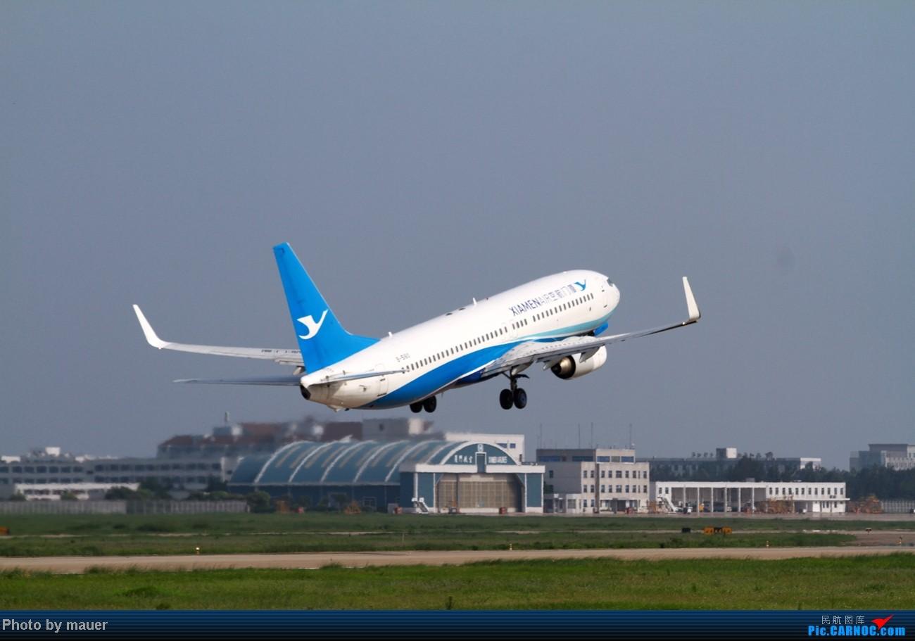 Re:[原创]大热天 去拍机 BOEING 737-800 B-5160