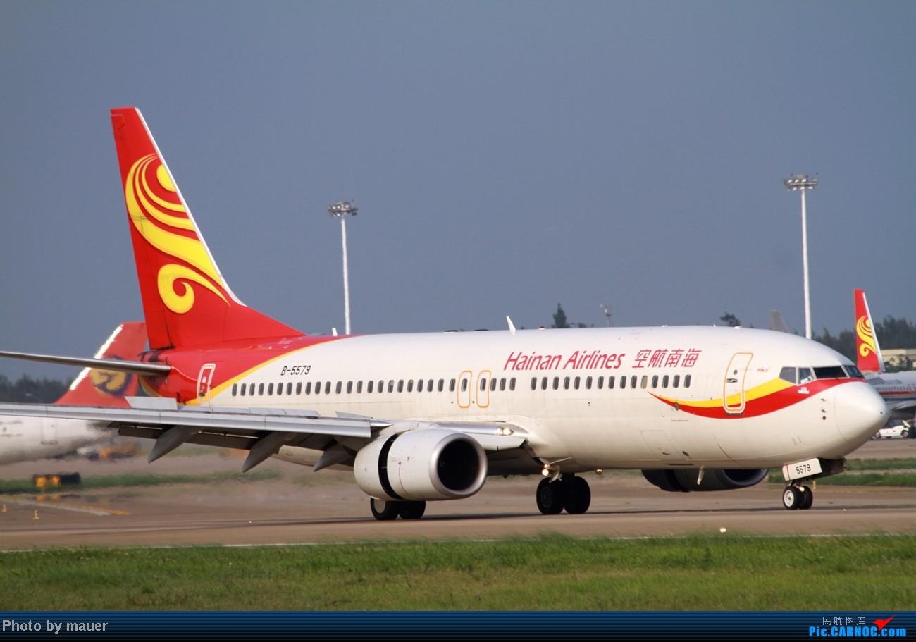 Re:[原创]大热天 去拍机 BOEING 737-800 B-5579