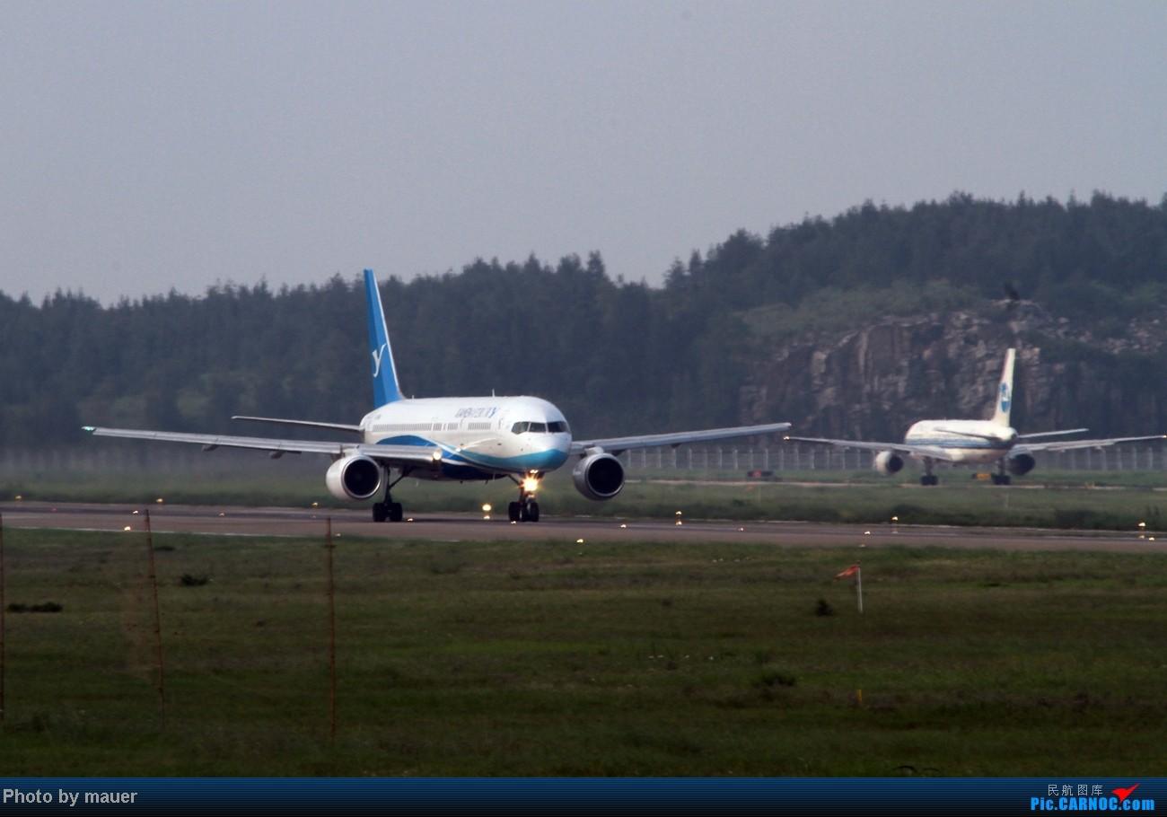 Re:[原创]大热天 去拍机 BOEING 757-200 B-2868