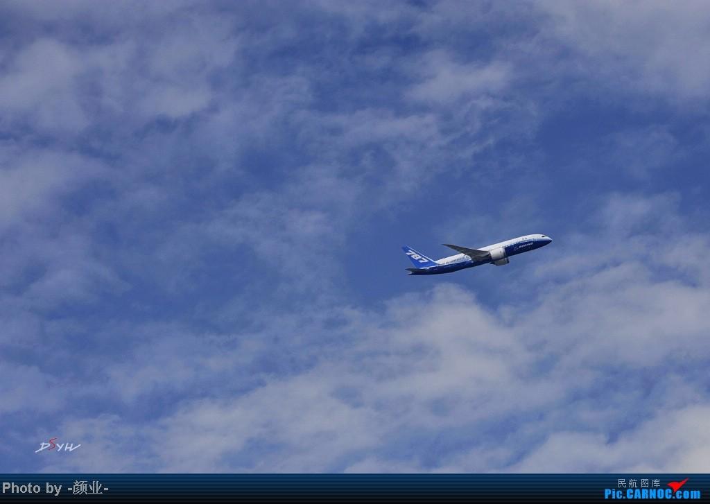 [原创]记录曾经拍过的787 BOEING 787 N787BX 中国广州白云机场