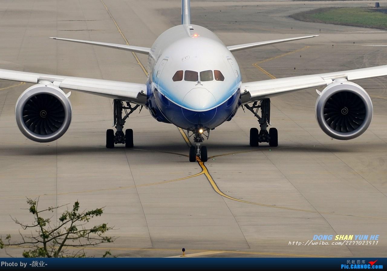 Re:[原创]记录曾经拍过的787 BOEING 787 N787BX 中国广州白云机场
