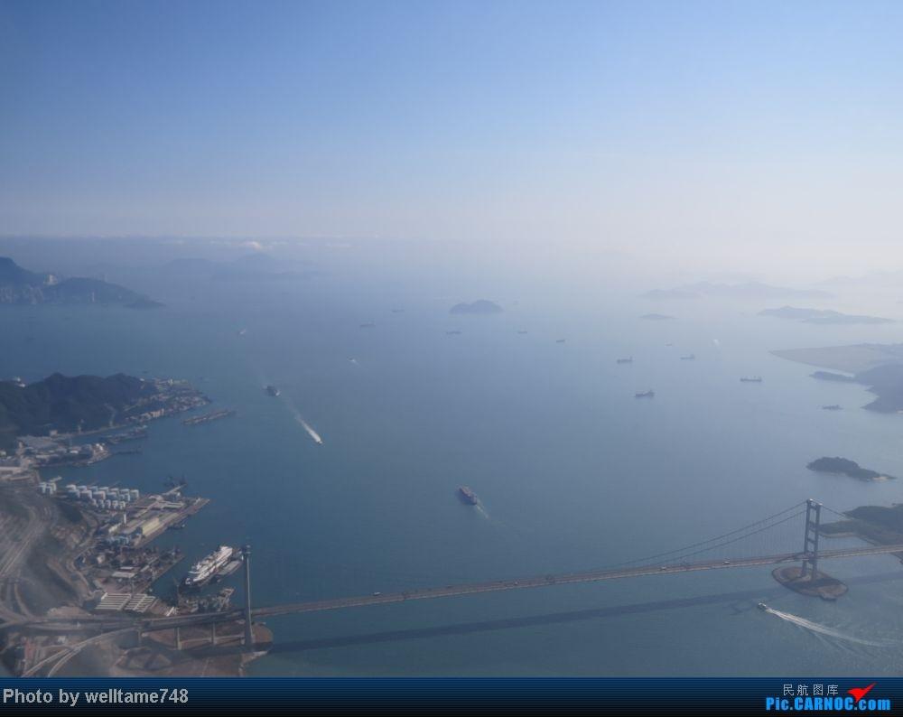 好天航拍香港,机场暴走拍机~好货连连~ airbus a330-300 b-hln 泰国