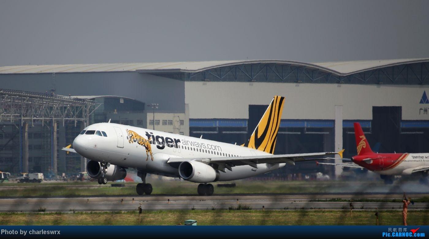 Re:[原创]【迟到的照片】迎接南航787以及隔一天的煤堆土堆烂天小拍 AIRBUS A320-200  中国广州白云机场
