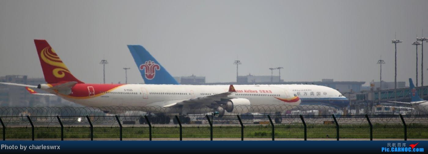 Re:[原创]【迟到的照片】迎接南航787以及隔一天的煤堆土堆烂天小拍 AIRBUS A340-600 B-6509 中国广州白云机场
