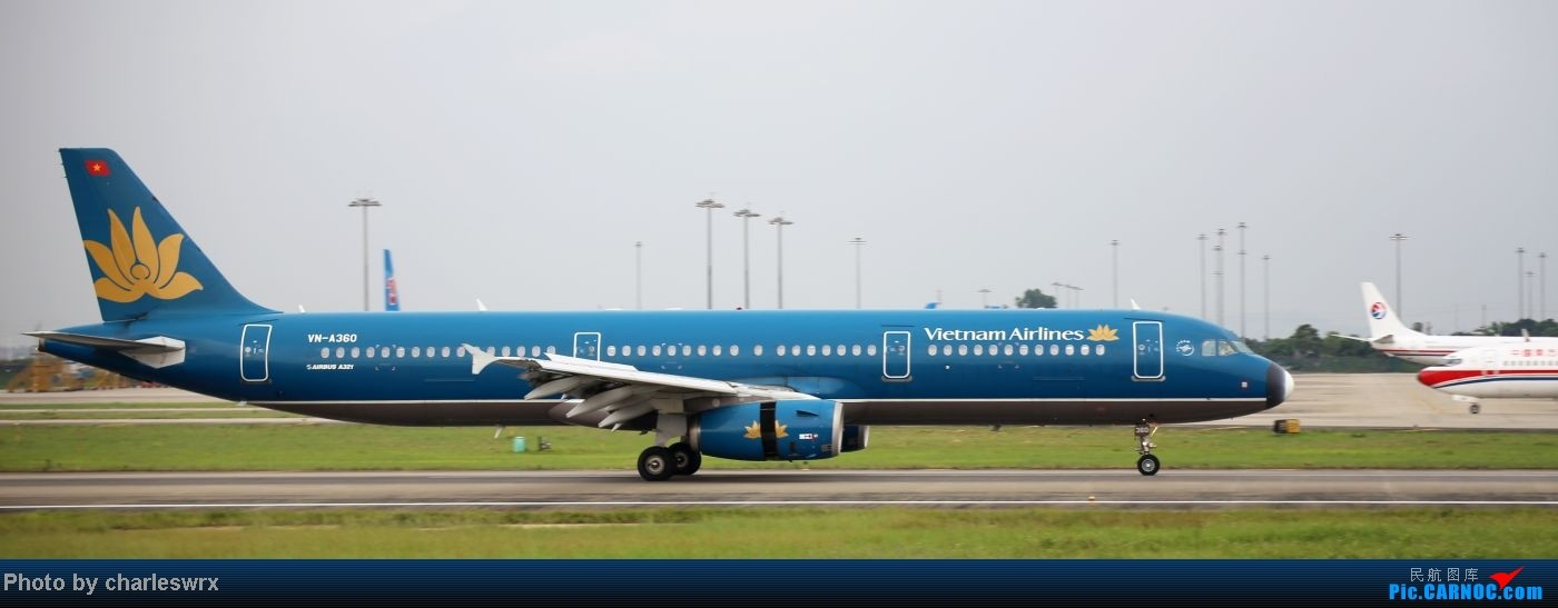 Re:[原创]【迟到的照片】迎接南航787以及隔一天的煤堆土堆烂天小拍 AIRBUS A321 VN-A360 中国广州白云机场