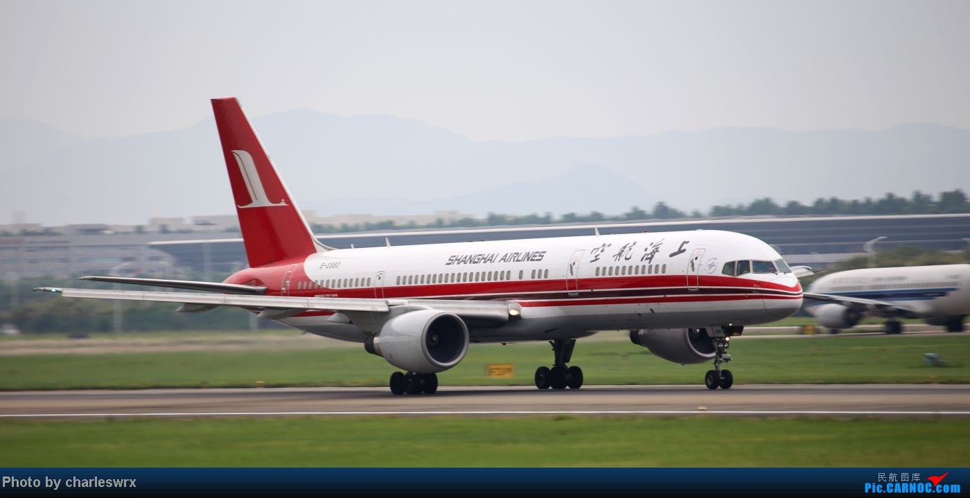 Re:[原创]【迟到的照片】迎接南航787以及隔一天的煤堆土堆烂天小拍 BOEING 757-200 B-2880 中国广州白云机场