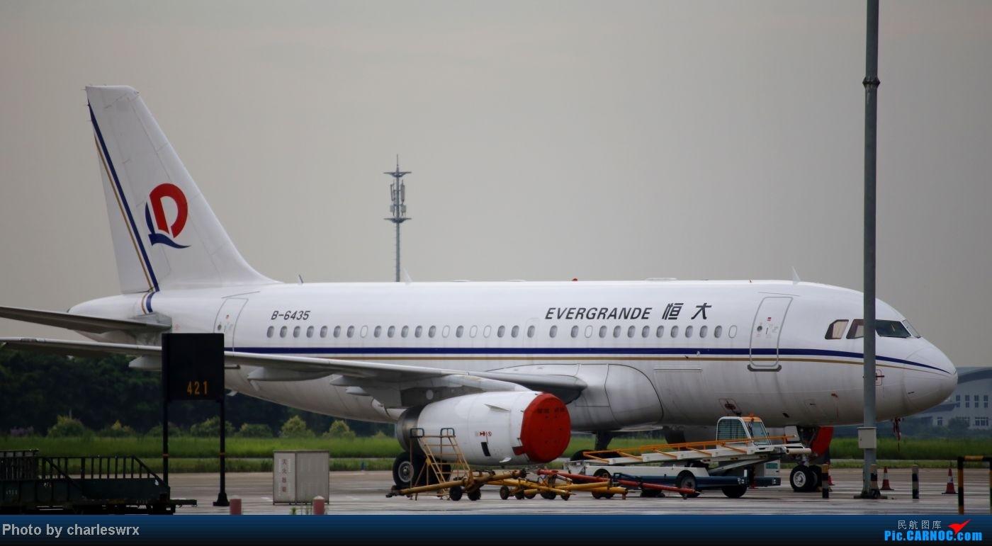 Re:[原创]【迟到的照片】迎接南航787以及隔一天的煤堆土堆烂天小拍 AIRBUSA319CJ B-6435 中国广州白云机场