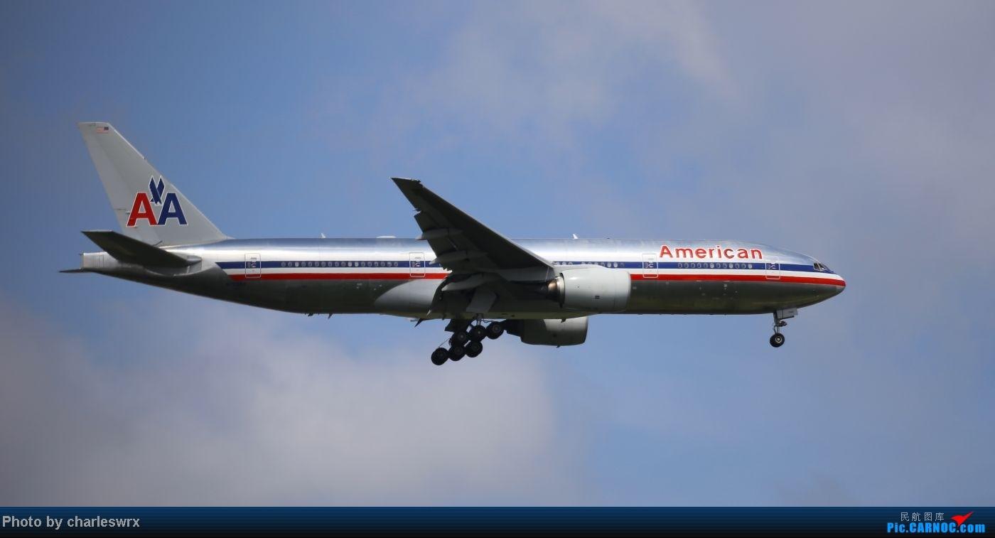 Re:[原创]【【上海浦东国际机场17R】】烂天转好天,多图一次性看个够(国产,欧美,日本,东南亚。。。) BOEING 777-200 N753AN 中国上海浦东机场