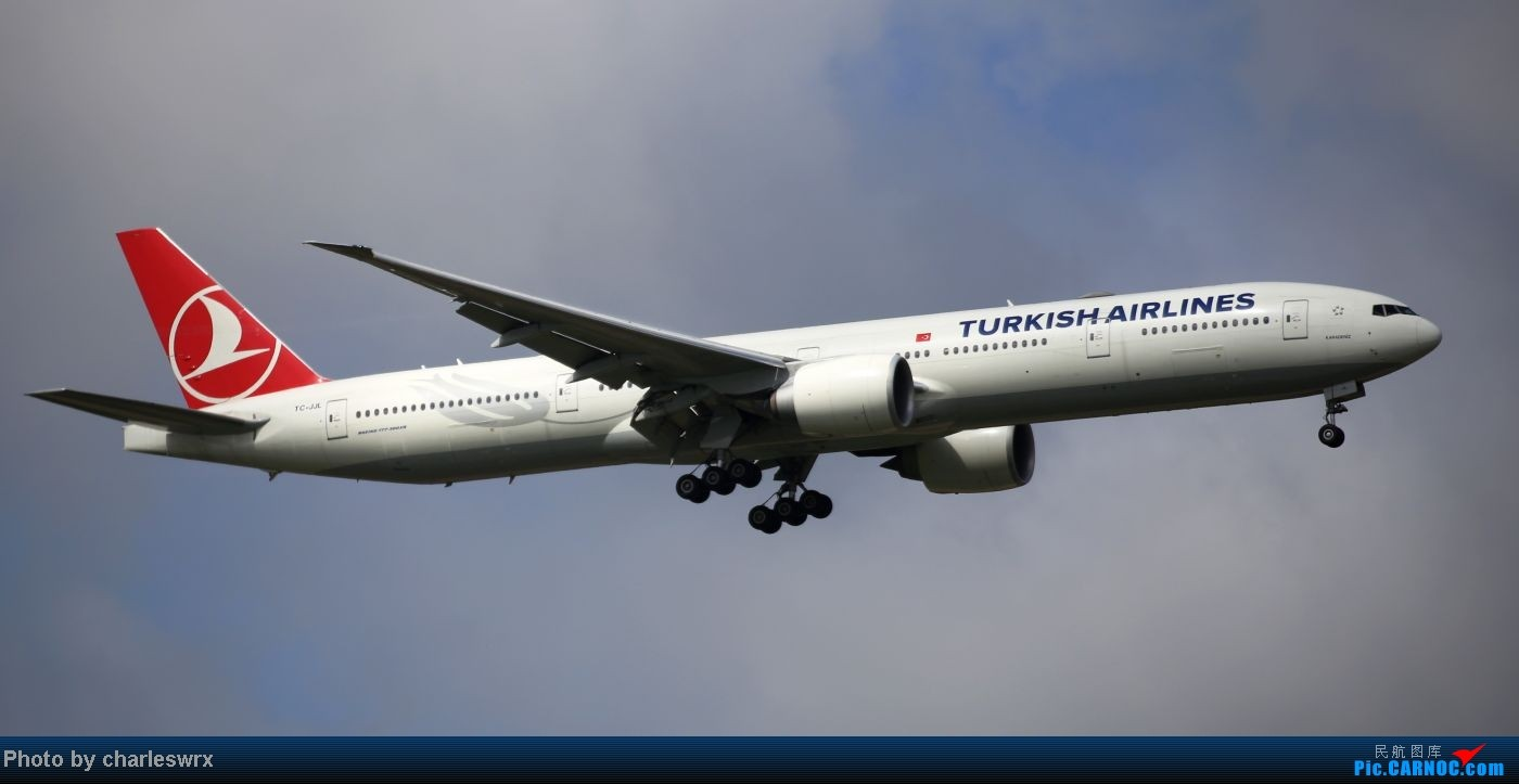 Re:[原创]【【上海浦东国际机场17R】】烂天转好天,多图一次性看个够(国产,欧美,日本,东南亚。。。) BOEING 777-300ER TC-JJL 中国上海浦东机场