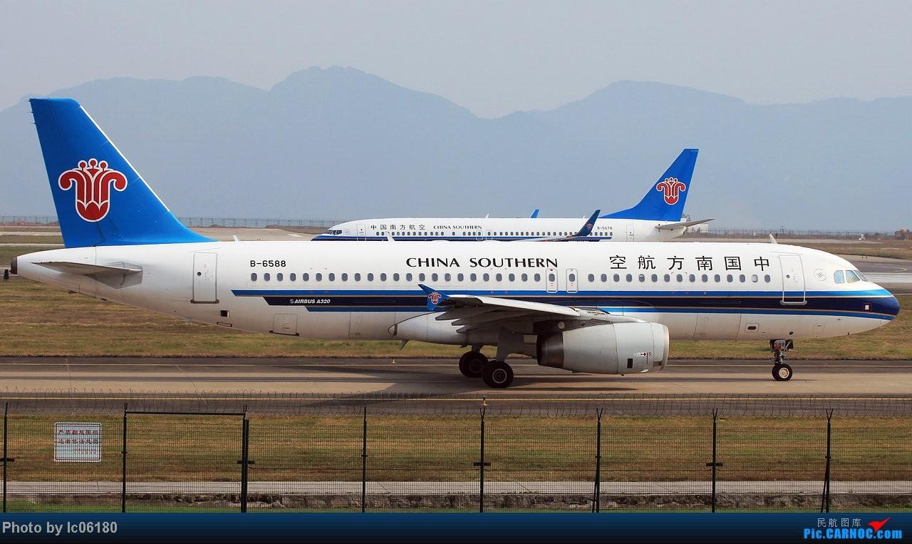 Re:[原创]『lc06180』CKG - 那半年, 在重庆 AIRBUS A320-200 B-6588 中国重庆江北机场
